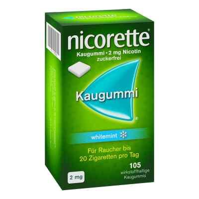 Nicorette 2mg whitemint  bei apo-discounter.de bestellen