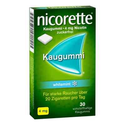 Nicorette 4mg whitemint  bei apo-discounter.de bestellen