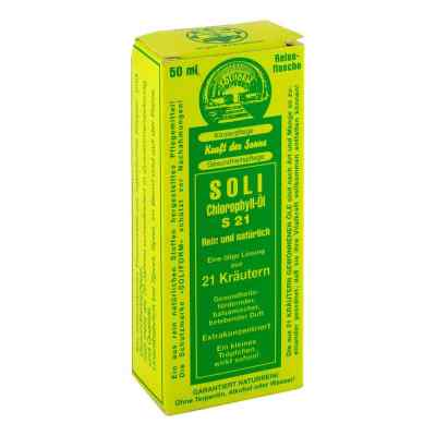 Soli-chlorophyll-öl S 21  bei apo-discounter.de bestellen
