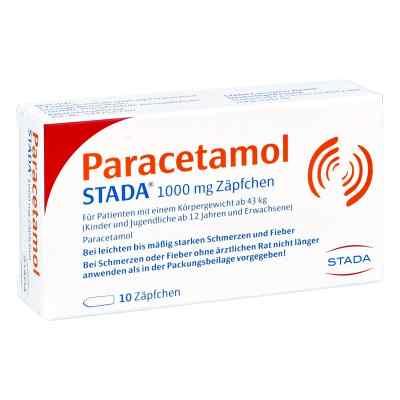 Paracetamol STADA 1000mg