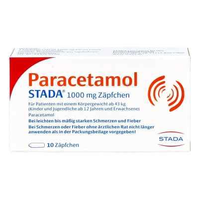 Paracetamol STADA 1000mg  bei apo-discounter.de bestellen