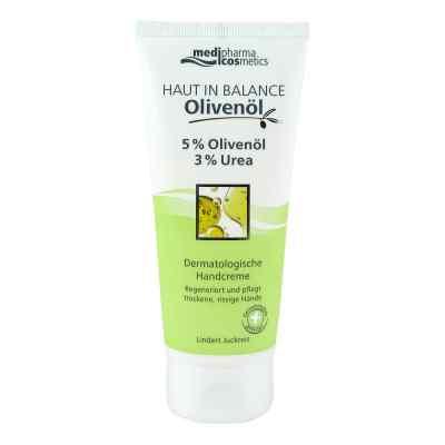Haut In Balance Olivenöl Handcreme 5%  bei apo-discounter.de bestellen