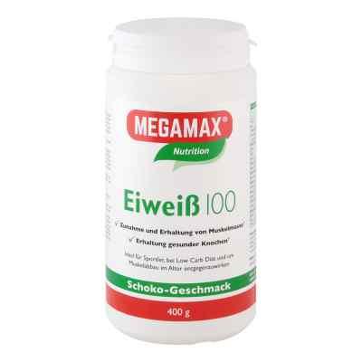 Eiweiss 100 Schoko Megamax Pulver  bei apo-discounter.de bestellen