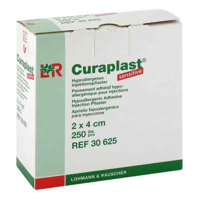 Curaplast iniecto pflaster Sensitiv 2x4 cm  bei apo-discounter.de bestellen