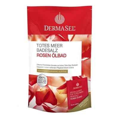 Dermasel Totes Meer Badesalz+rose Spa  bei apo-discounter.de bestellen