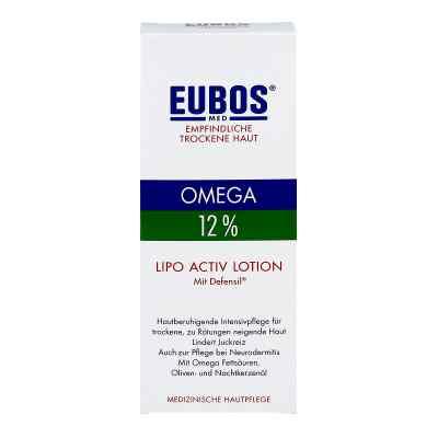 Eubos Empfindl. Haut Omega 3-6-9 Lipo Activ Lotion  bei apo-discounter.de bestellen