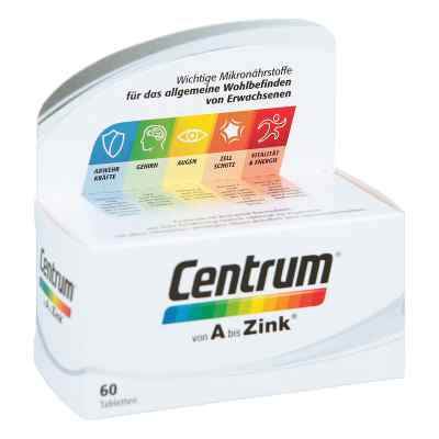 Centrum A-zink+floraglo Lutein Caplette  bei apo-discounter.de bestellen