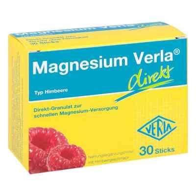 Magnesium Verla direkt Granulat Himbeere  bei apo-discounter.de bestellen