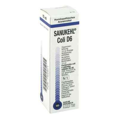 Sanukehl Coli D 6 Tropfen  bei apo-discounter.de bestellen