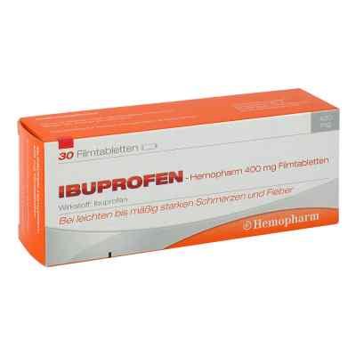 Ibuprofen-Hemopharm 400mg