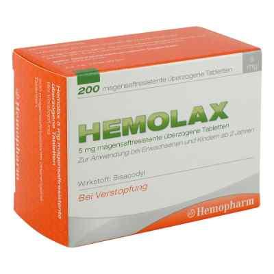 Hemolax 5mg  bei apo-discounter.de bestellen