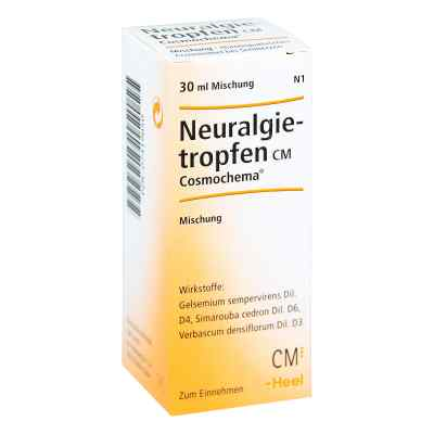 Neuralgie Tropfen Cm Cosmochema  bei apo-discounter.de bestellen