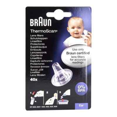 Braun Thermoscan Schutzkappen Lf 40  bei apo-discounter.de bestellen