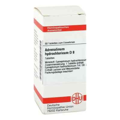Adrenalin Hydrochl. D8 Tabletten  bei apo-discounter.de bestellen