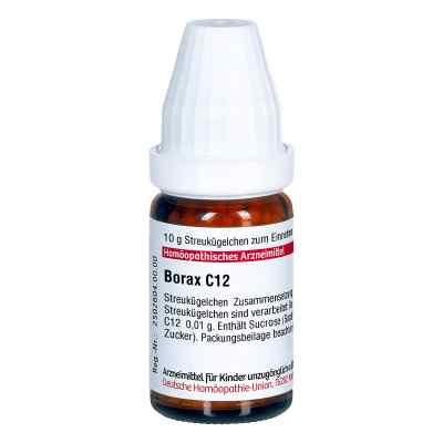 Borax C 12 Globuli  bei apo-discounter.de bestellen