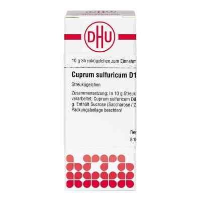 Cuprum Sulfuricum D 12 Globuli  bei apo-discounter.de bestellen