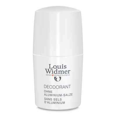 widmer deodorant ohne aluminium salze leicht parf miert 50 ml. Black Bedroom Furniture Sets. Home Design Ideas