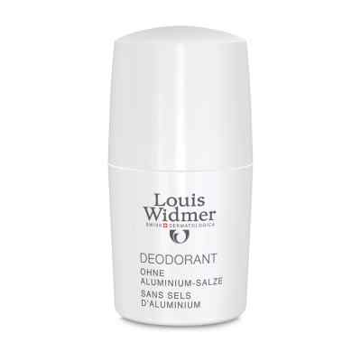 Widmer Deodorant ohne Aluminium Salze unparfümiert  bei apo-discounter.de bestellen
