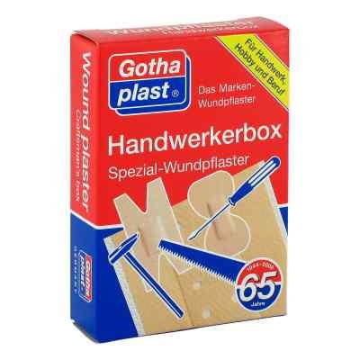 Gothaplast Handwerkerbox Spezial Wundpflaster  bei apo-discounter.de bestellen
