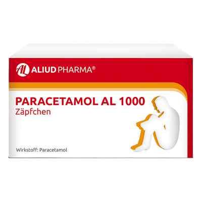 Paracetamol AL 1000  bei apo-discounter.de bestellen