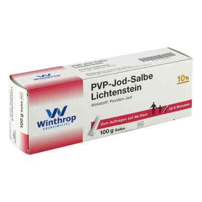 Pvp Jod Salbe Lichtenstein  bei apo-discounter.de bestellen