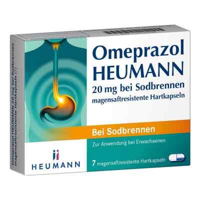 Omeprazol Heumann 20mg bei Sodbrennen  bei apo-discounter.de bestellen
