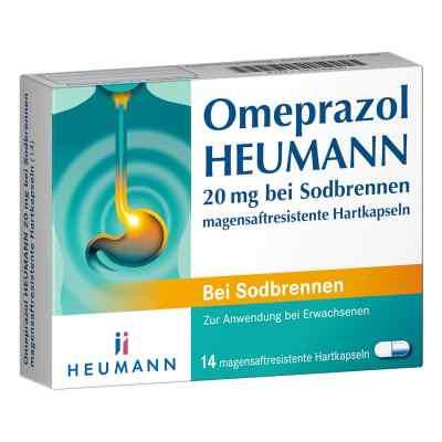 Omeprazol Heumann 20mg bei Sodbrennen  bei bioapotheke.de bestellen