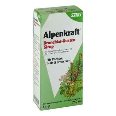 Alpenkraft Bronchial-husten-sirup Salus  bei apo-discounter.de bestellen