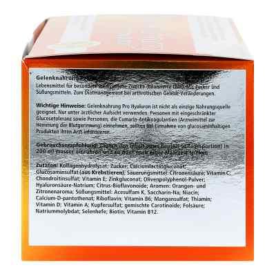 Gelenk Nahrung Pro Hyaluron Orthoexpert Pulver  bei apo-discounter.de bestellen