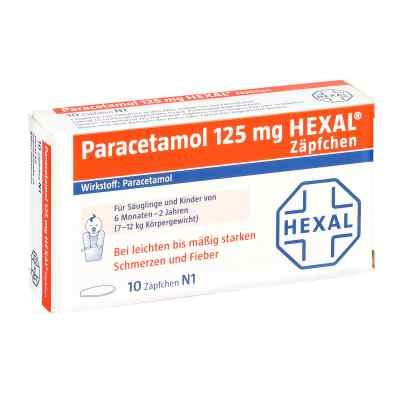 Paracetamol 125mg HEXAL bei apo-discounter.de bestellen