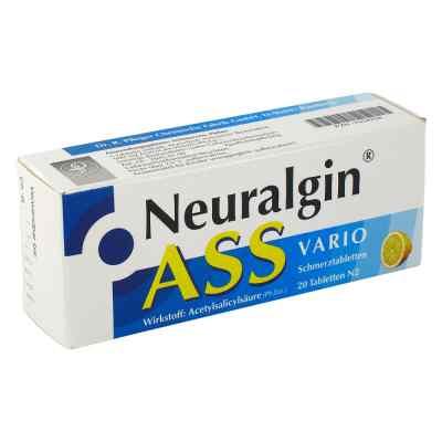 Neuralgin ASS vario Schmerztabletten 500mg