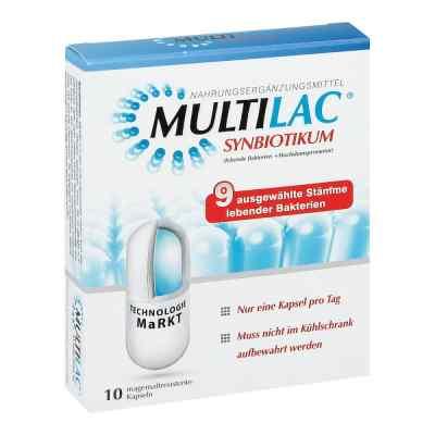 Multilac Synbiotikum Kapseln  bei apo-discounter.de bestellen
