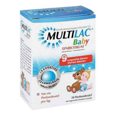 Multilac Baby Synbiotikum Portionsbeutel  bei apo-discounter.de bestellen