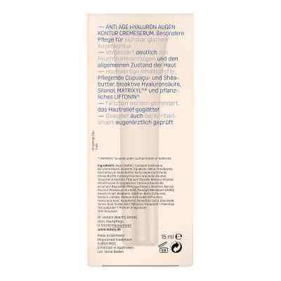 Eubos Sensitive Hyaluron Augen Kontur Cremeserum  bei apo-discounter.de bestellen