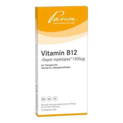 Vitamin B12 Depot iniecto 1500 [my]g Injektionslösung  bei apo-discounter.de bestellen