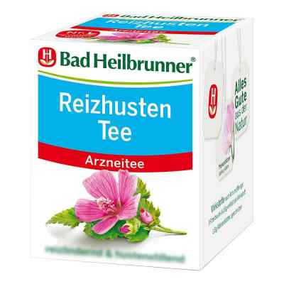 Bad Heilbrunner Tee Reizhusten Filterbeutel