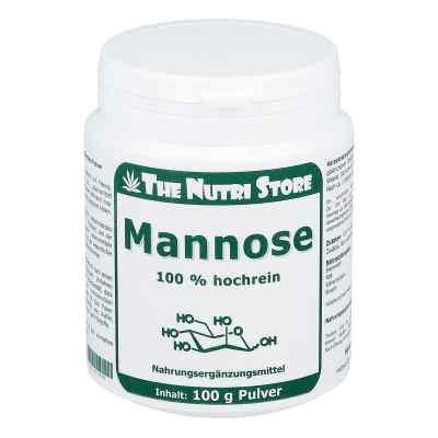 Mannose 100% rein Pulver  bei apo-discounter.de bestellen