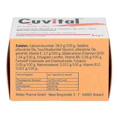 Cuvital Kapseln  bei apo-discounter.de bestellen