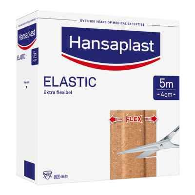 Hansaplast Elastic Pflaster 5mx4cm  bei apo-discounter.de bestellen