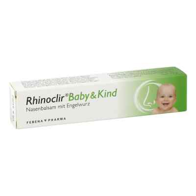 Rhinoclir Baby & Kind Balsam  bei apo-discounter.de bestellen