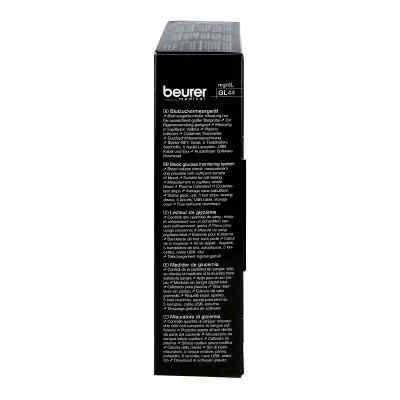 Beurer Gl44 mg/dl Blutzuckermessgerät  bei apo-discounter.de bestellen