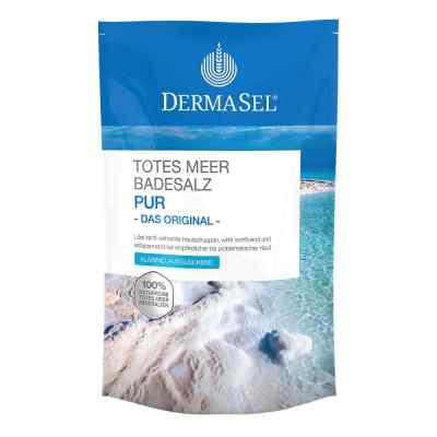 Dermasel Totes Meer Badesalz Pur  bei bioapotheke.de bestellen