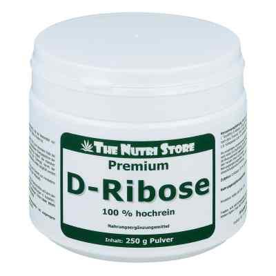 D-ribose 100% hochrein Pulver  bei apo-discounter.de bestellen