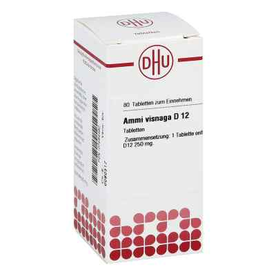 Ammi Visnaga D12 Tabletten  bei apo-discounter.de bestellen