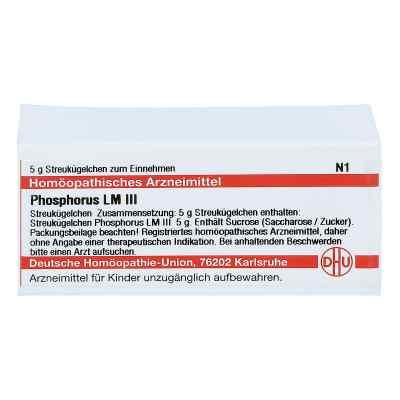 Lm Phosphorus Iii Globuli  bei apo-discounter.de bestellen