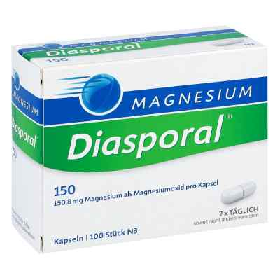 Magnesium Diasporal 150 Kapseln  bei apo-discounter.de bestellen