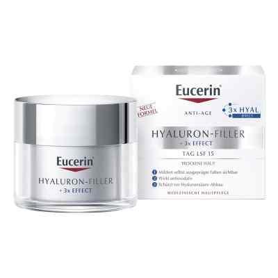 Eucerin Anti-age Hyaluron-filler Tag trockene Haut