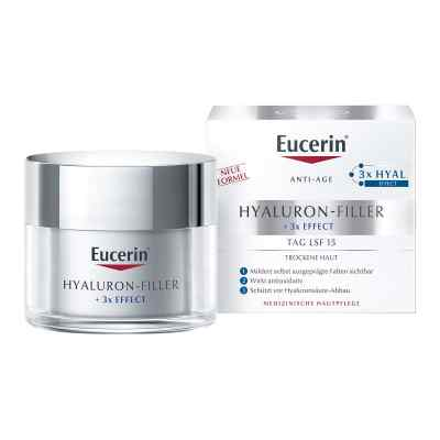 Eucerin Anti-Age Hyaluron-Filler Tagespflege Creme trockene Haut  bei apo-discounter.de bestellen