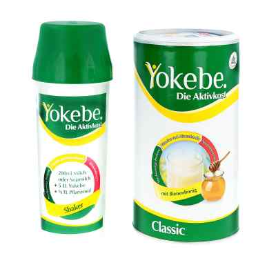 Yokebe Classic Pulver Starterpaket  bei apo-discounter.de bestellen