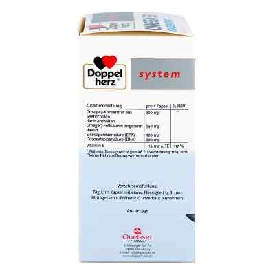 Doppelherz Omega-3 Konzentrat system Kapseln  bei apo-discounter.de bestellen